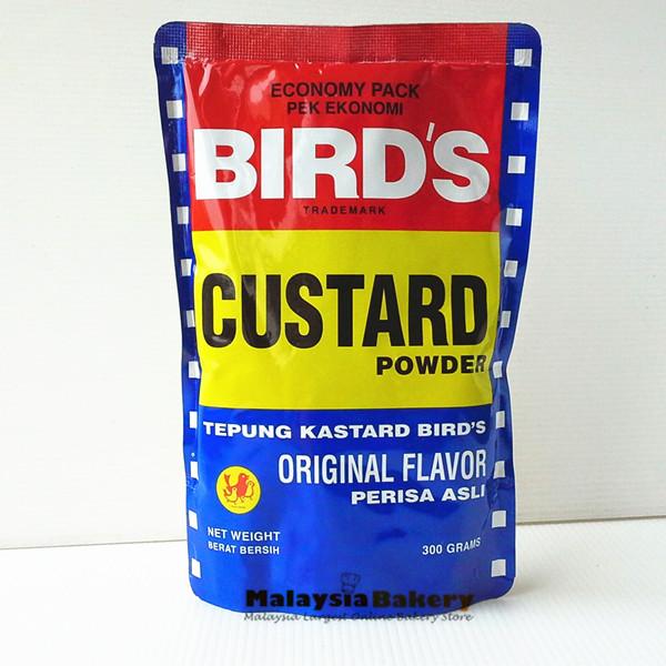 Custard Powder Birds 300g